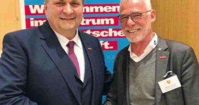 Wollseifer als ZDH-Präsident wiedergewŠhlt