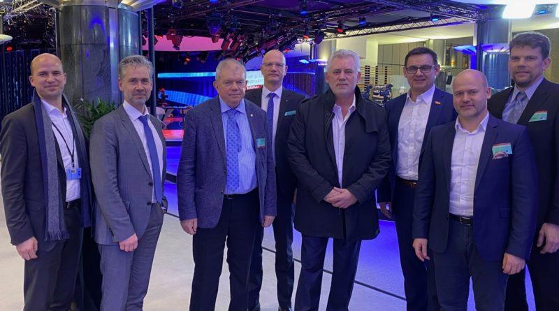 Deutsche Orthopädie-Technik zu Gast bei der EU in Brüssel