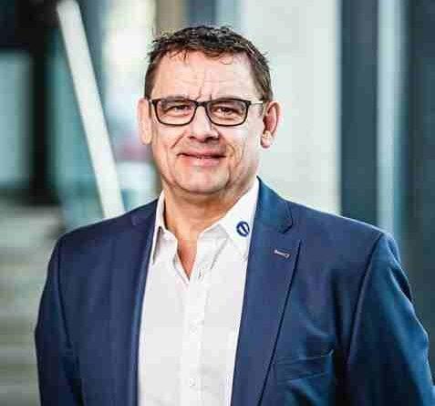 Bodo Schrödel, Obermeister der Landesinnung Bayern für Orthopädie-Technik