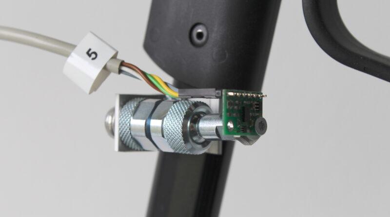 Darstellung der Sensor-Platine. Foto: Budelmann Elektronik GmbH