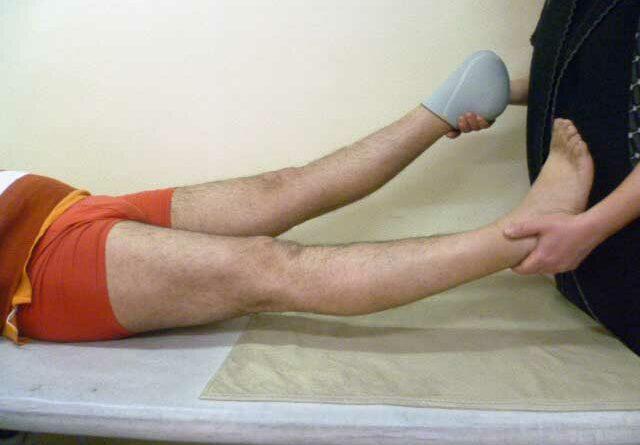 Vorderfußprothese Hympermobilität