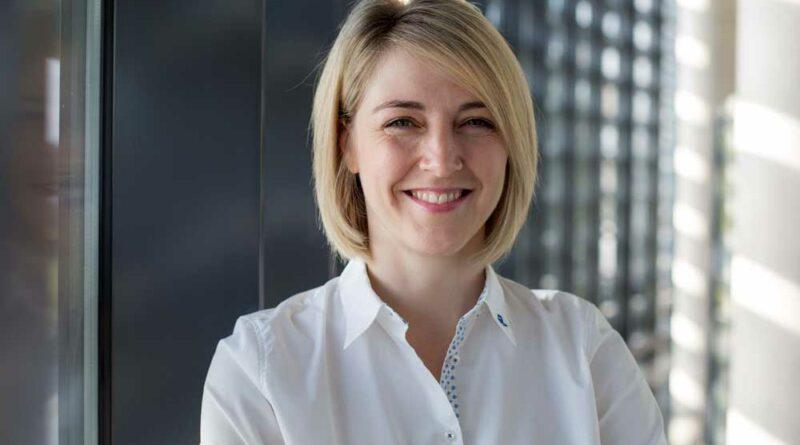 Janine Heimrich freut sich auf den digitalen Austausch mit dem Fachpublikum.