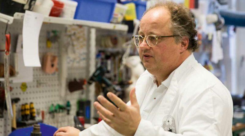 Kongresspräsident Michael Schäfer stellt die Systemrelevanz der Branche heraus.
