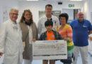 Prothesenversorgung dank Spendeninitiative