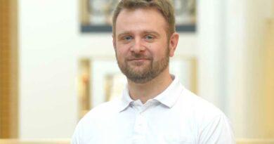 Patrick Schröter berichtet von der Praxis rund um die Osseointegration im BG Klinikum Bergmannstrost Halle.