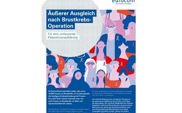 Titelseite der Eurocom Broschüre