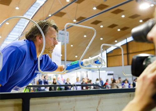 Statt in Zürich werden die Teams die Wettkämpfe des Cybathlons in ihren Heimatländern austragen und digital übertragen.
