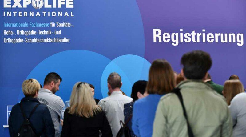 Nach 2019 soll sich die gesammelte Branche 2023 wieder zur Expolife treffen.