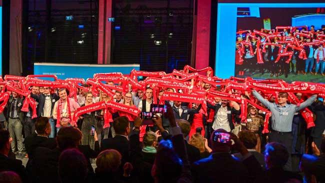 Digital statt große Bühne: Die Abschlussveranstaltung des Leistungswettbewerbs des Deutschen Handwerks findet in diesem Jahr im Netz statt.