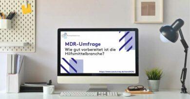Die FH Münster führt eine Umfrage zum Wissensstand der MDR in der orthopädischen Hilfsmittelbranche durch