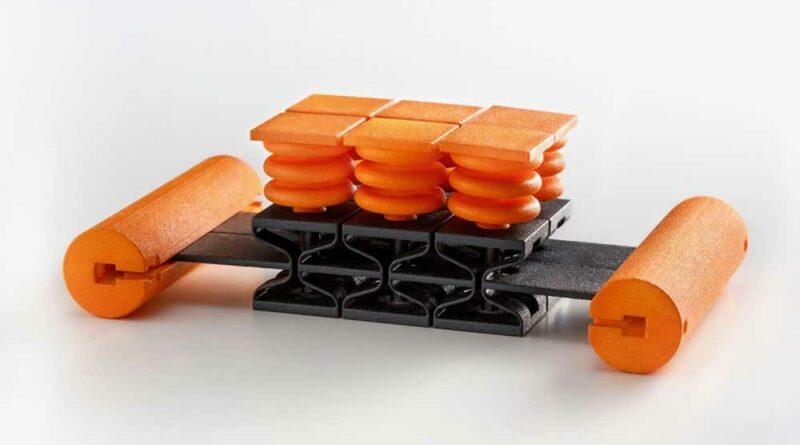Das Fraunhofer LBF forscht an programmierbaren Materialien.