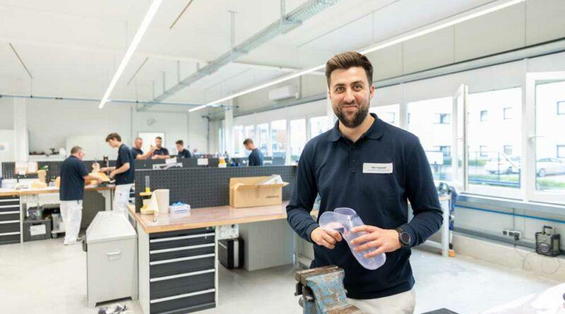 OTM bei Care Center Deutschland, Nils Ingwald
