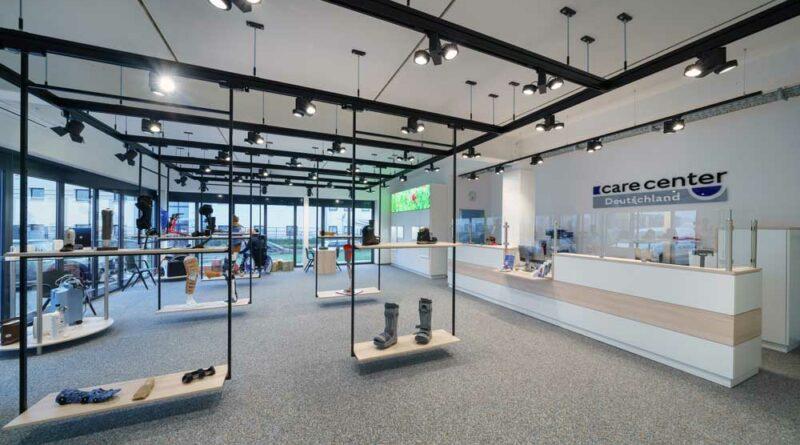 Care Center Deutschland hat in Bochum-Weitmar eine neue Zentrale eröffnet
