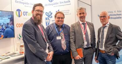 Einen Messestand von BIV-OT, VTO und Initiative ´93 wird es wie zuletzt vor zwei Jahren in Baden-Baden nicht geben können. Stattdessen wird der Tag der Technischen Orthopädie im Rahmen des digitalen VSOU-Kongresses online durchgeführt.