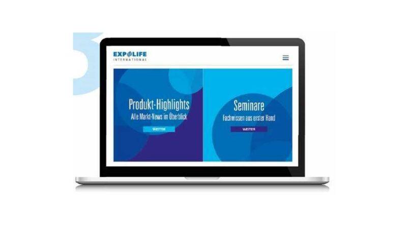 Das Produkt- und Seminarportal der Expolife steht Nutzern bis Juni 2021 zur Verfügung.