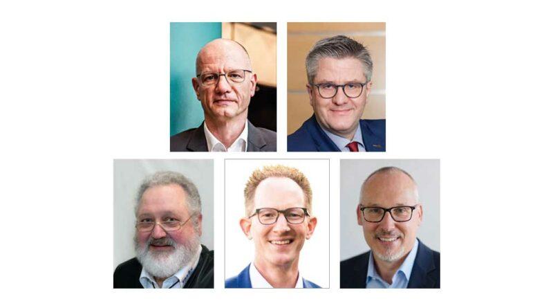 """Fünf Vertreter des Bündnisses """"Wir versorgen Deutschland"""" nehmen im gemeinsamen OT-Interview Stellung zur Zusammenarbeit und den Zielen des Bündnisses."""