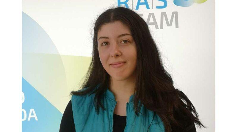 Daisy Reiße schloss im letzten Sommer ihre dreijährige Ausbildung als Einzelhandelskauffrau mit Schwerpunkt Sanitätshandel ab.