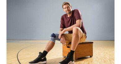 Dirk Nowitzki bleibt Markenbotschafter für Bauerfeind.