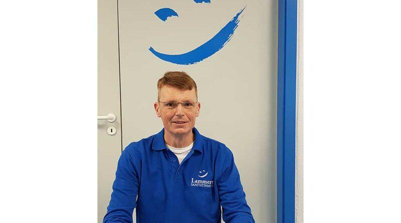 OTM Mike Unmacht ist Spezialist für pragmatische Prothesenversorgung und widmet sich der Versorgung Geflüchteter mit Amputationen.