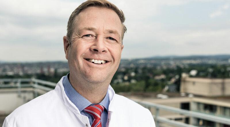 Dr. med. Johannes Schröter, Ärztlicher Direktor und Chefarzt Orthopädie des Median Reha-Zentrums Wiesbaden Sonnenberg, erklärt im OT-Interview die Strategie hinter der Median-App.
