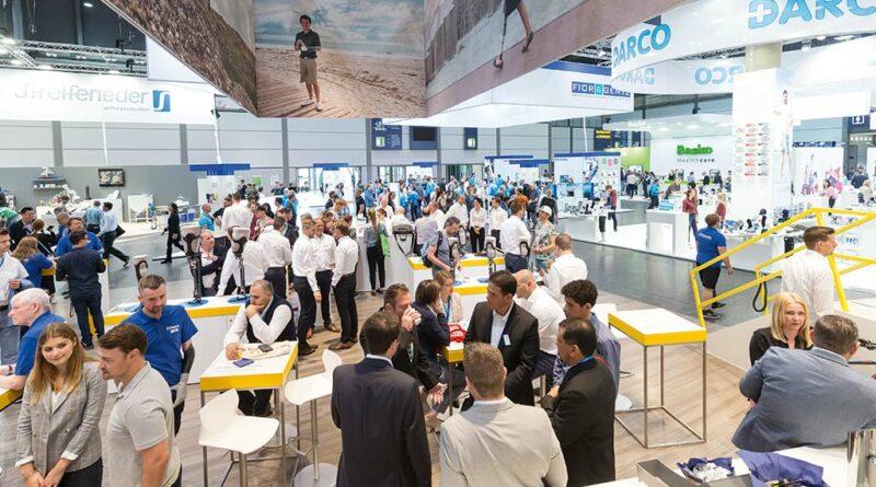 Die Aussteller können bei der Weltleitmesse der OTWorld vom 10. bis 13. Mai 2022 auch von digitalen Beteiligungsmöglichkeiten profitieren.