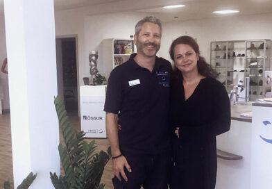 Melanie Hellwig und Silvio Semadeni leiten das Familienunternehmen in der sechsten Generation.