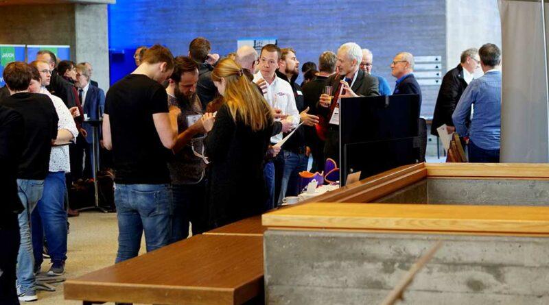 Die ISPO Deutschland setzt beim Jahreskongress auf den persönlichen Austausch des Fachpublikums wie zuletzt 2019 bei der gemeinsamen D-A-CH-Veranstaltung.