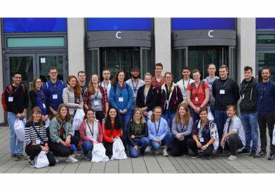 """2019 traf sich die Jugend.Akademie TO in Berlin. In diesem Jahr findet die Veranstaltung unter dem Motto """"Digitale Fertigung"""" statt."""