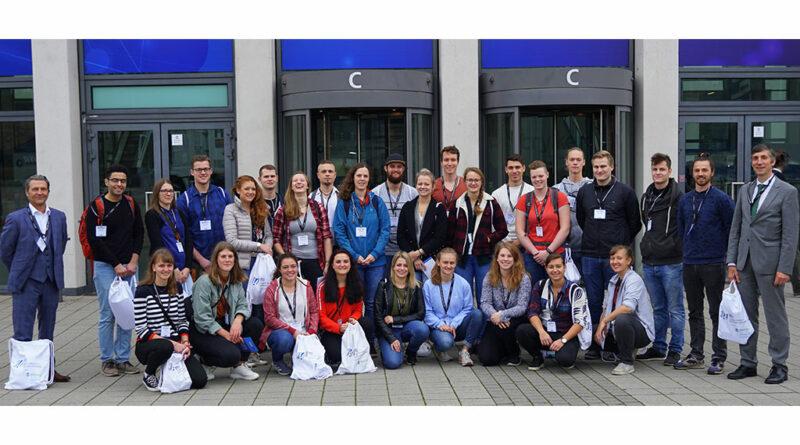 2019 traf sich die Jugend.Akademie TO in Berlin.