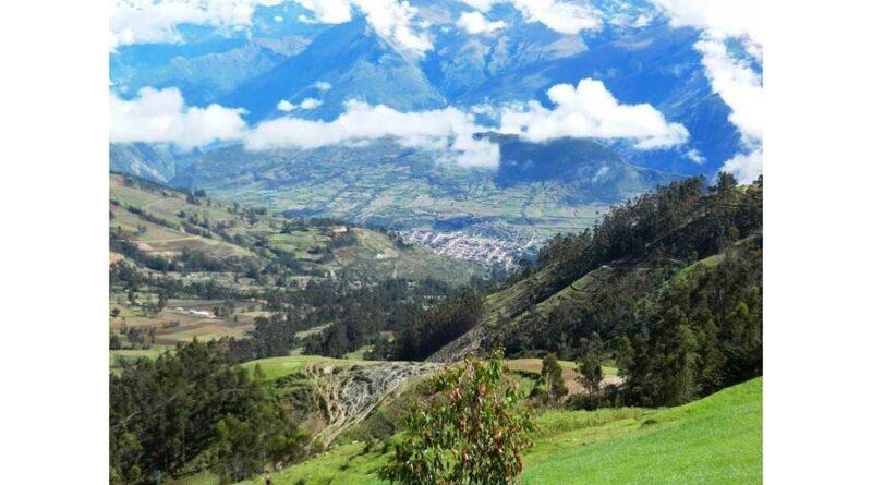 Nur 50 km Luftlinie von Machu Picchu entfernt liegt das Missionskrankenhaus Diospi Suyana. Foto: Diospi Suyana