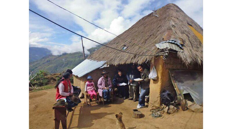 """""""Die bestmögliche medizinische Versorgung für die Ärmsten der Welt"""", lautet das Credo des Projekts, Foto: Diospi Suyana"""